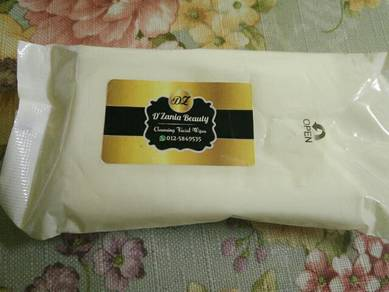 D'Zania Cleansing Facial Wipes