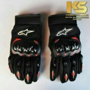 MHR Full face glove Alpinestar Size L