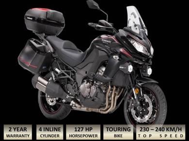 2018 Kawasaki versys 1000 GT Akrapovic(Apply Online)