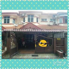 Double Storey Taman Bukit Mewah Fasa 9, Kajang - Renovated & Entended