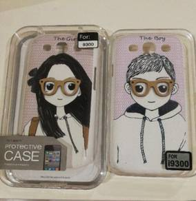 Samsung S3 Couple Casing