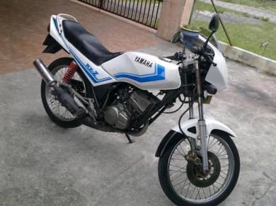 Yamaha RXZ 1'st model