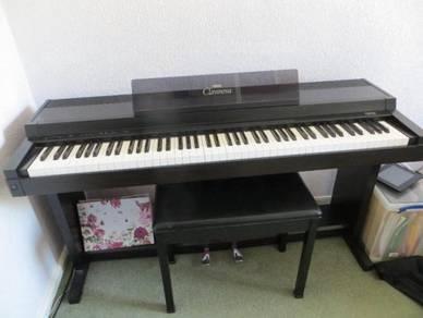 Yamaha Clavinova Clp-30 In Grate Condition