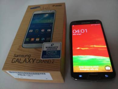 Samsung Grand 2 Duo Gold Edition
