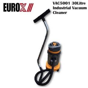 EuroPower VAC5001 1500W 30Liter Industrial Vacuum