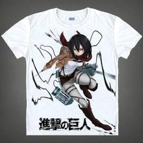 Anime Attack of Titan t-shirt