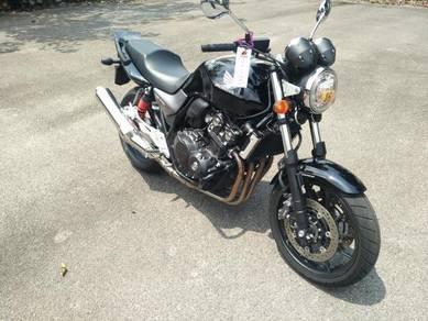 Honda CB400 Recon Japan Unregistered