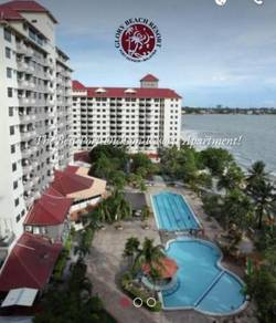 Glory Beach Resort Penthouse , Port Dickson, Negeri Sembilan