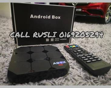 Android box TX3 A95X TX9 PRO