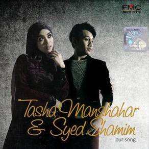 Tasha Manshahar Dan Syed Shamim Our Song CD