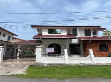 Double Storey Detached at Desa Pujut 9, Miri