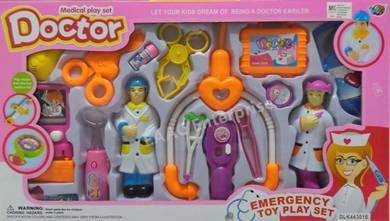 Kids Doctor Set-Pink toys for girls