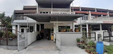 Double Storey Taman Mahkota Kajang Fully Renovated