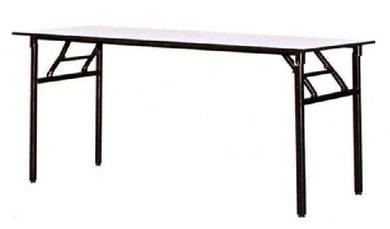 Folding Banquet Table School Desk 6x2 (25mm)