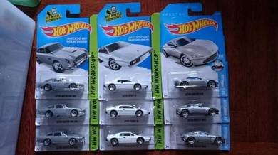 Hotwheels James Bond Aston Martin DB5 DB10