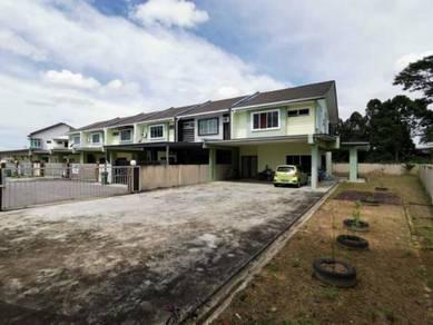 Corner Double Storey Terrace House At Uni Central Kota Samarahan