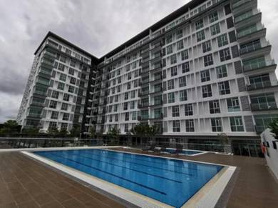 Fully Furnished Top Floor TT3 Soho Apartment At Stutong