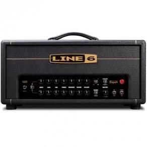 Line 6 dt25 HD (25W) - Valve Guitar Amplifier Head
