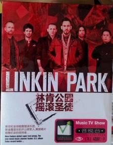 DVD Linkin Park Greatest Hits Karaoke 2DVD