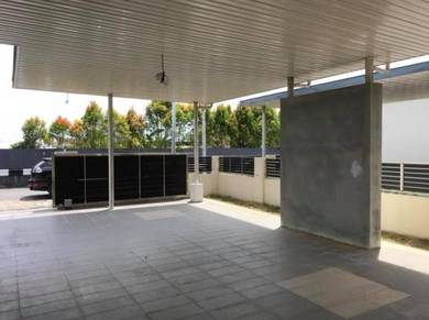 Tabuan Laru Double Storey Semi Detached for sale