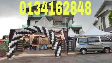 Wedding Arch Balloon Deco 00141