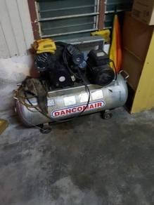 Air compressors (dancomair 2hp)