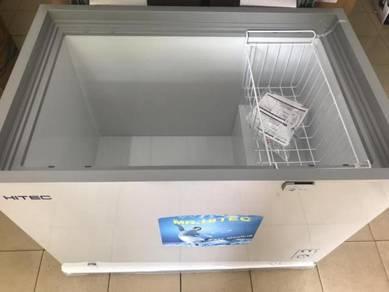 Freezer Beku 350L(Hitec) berkualiti