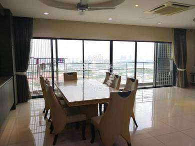 Puchong,Setia Walk Serviced Residency,For Sale,Fully Furnished