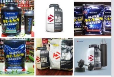 Mass Gainer Gym Supplement Protein susu fitness