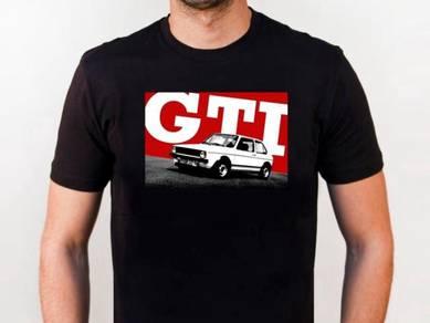 Baju T-Shirt VOLKSWAGEN GTI NSQ37 siap poslaju