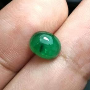 Batu Zamrud Zambia Asli | Emerald E3