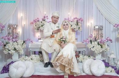 Pakej Jurugambar Nikah Wedding Photographer