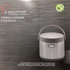 La Gourmet Thermal Wonder Cooker 6.0L