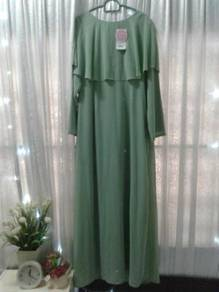 POPLOOK Waiola Chiffon Dress