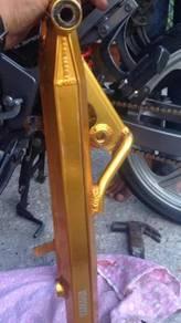 Arm alloy 125 gold