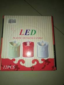For sale - LED plastic candle