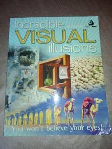 Visual illusions book