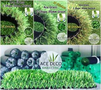 Ready STock Artificial Grass / Rumput Tiruan