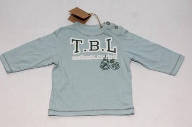 Timberland long-sleeve - 6M