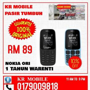 Nokia -105 -1Tahun warenti