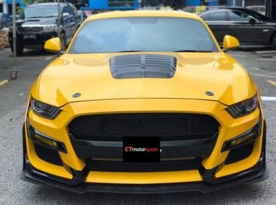 Mustang Shelby GT 500 Front Bumper Hood Bonnet