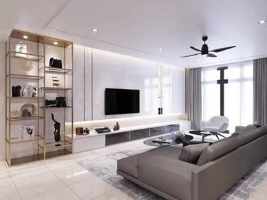 FULL LOAN 0%D/Payment PUTERI COURT Condo Ampang F/Furnish F/Renovated