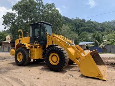 Excavator Shovel wheel loader 856