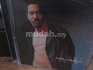 CD Keith Washington - KW