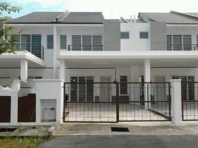 BELOW MV ! 2STY Teres Alam Suria 5A4 Terrace Puncak Alam RUMAH MURAH