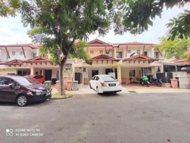 [ Partially Furnished ] Double Storey Terrace Presint 9 Putrajaya