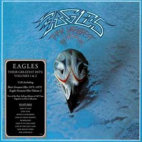 The Eagles Their Greatest Hits: Volumes 1 & 2 180g