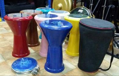 Darbuka Mesir (Extra 1 skin) - Limited Offer