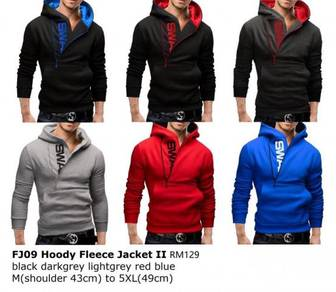 Hoody Fleece Jacket II
