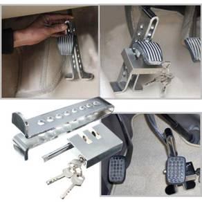 Brake / clutch pedal lock 05